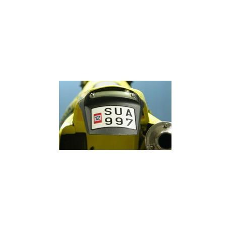 Klisterskylt 85*107 (Enduro)